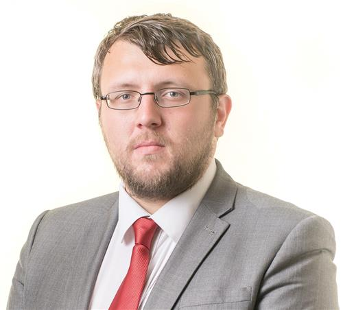 Councillor Jon-Paul Blundell