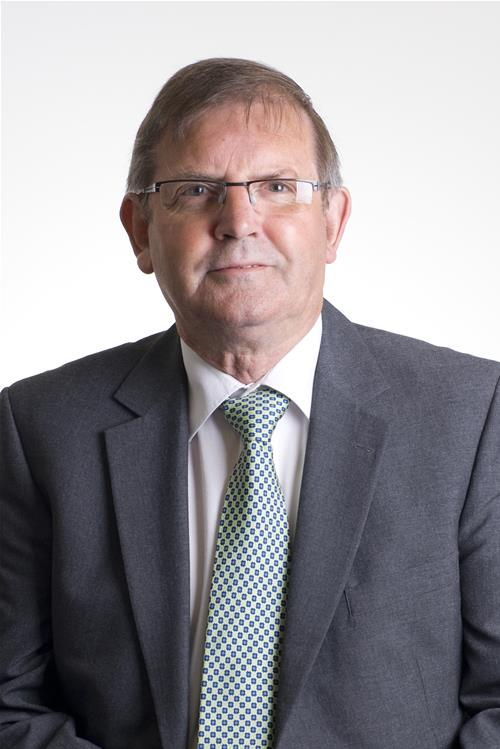 Councillor Malcolm James